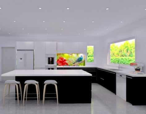 3D photo realistic renders of your future kitchen