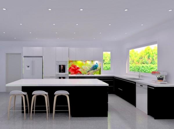 Future Kitchen Retro Future